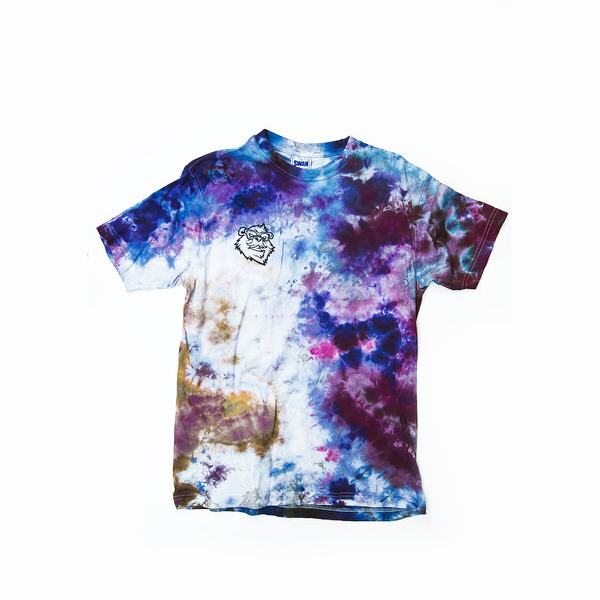 Ice Dye футболка